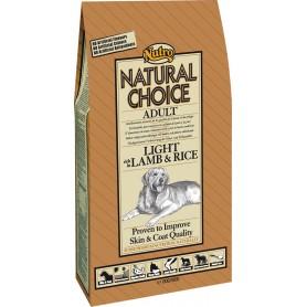 Nutro natural choice...