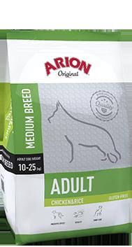 Arion Original Adul Chicken & Rice