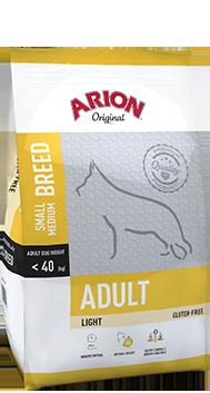 Arion Original Adult Small Medium Breed Light
