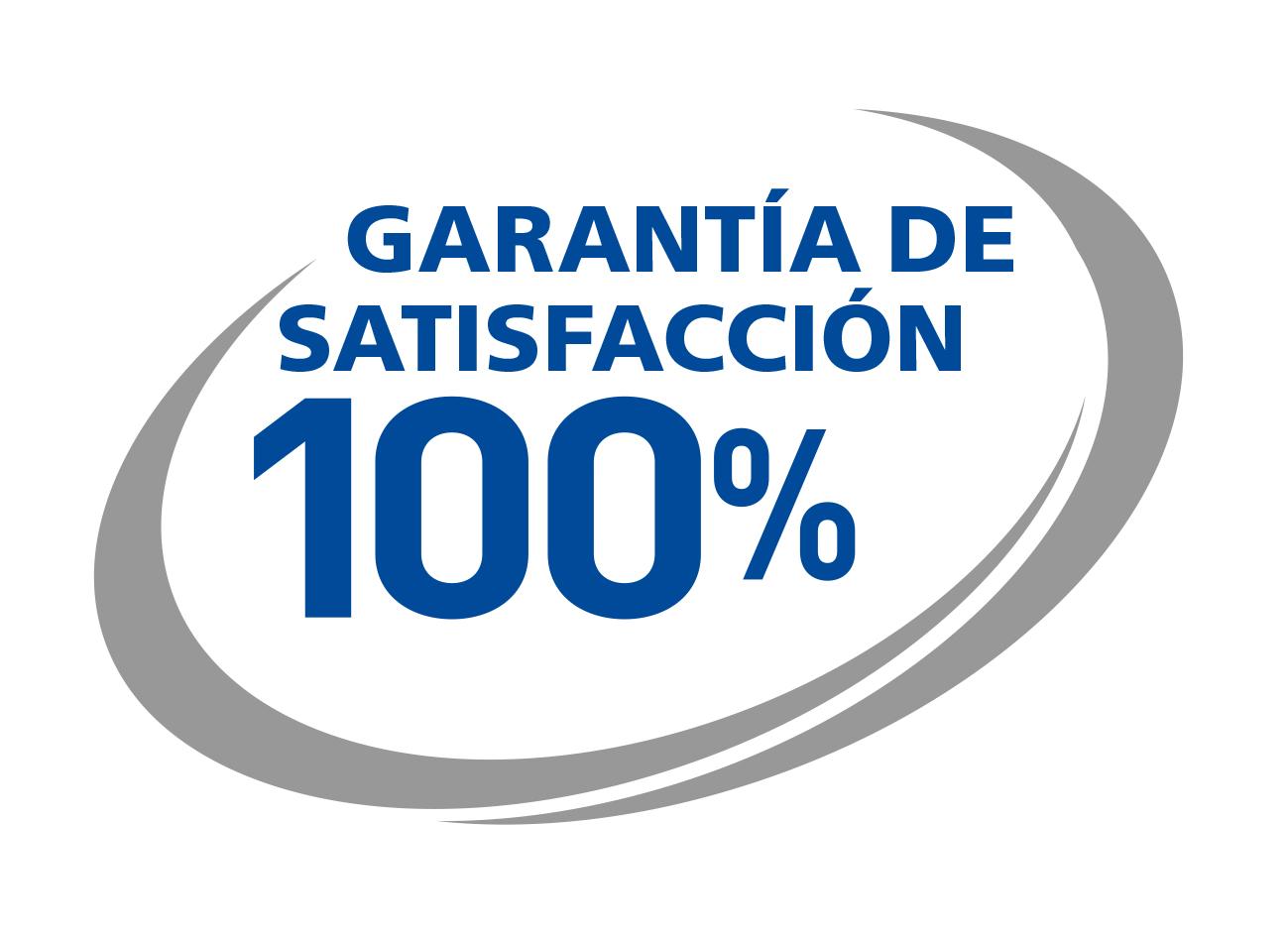 Hill's garantía de satisfacción