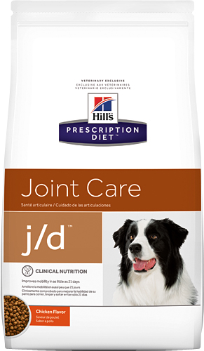 Hills Prescription Diet J/D