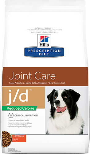 Hills Prescription Diet J/D Reduced Calorie