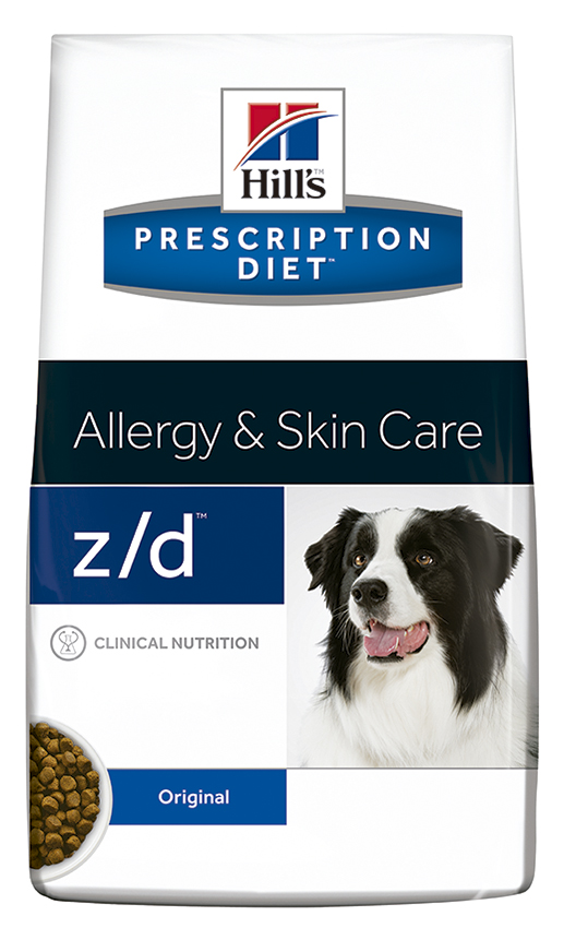 Hills Prescription Diet Z/D