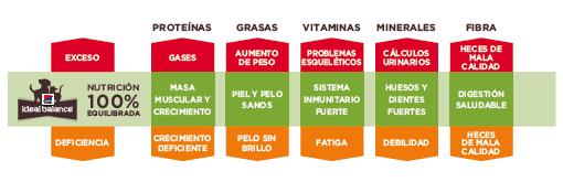 Hill's Ideal Balance Nutrición Equilibrada
